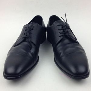 PRADA Men Plain Toe Derby sz 11